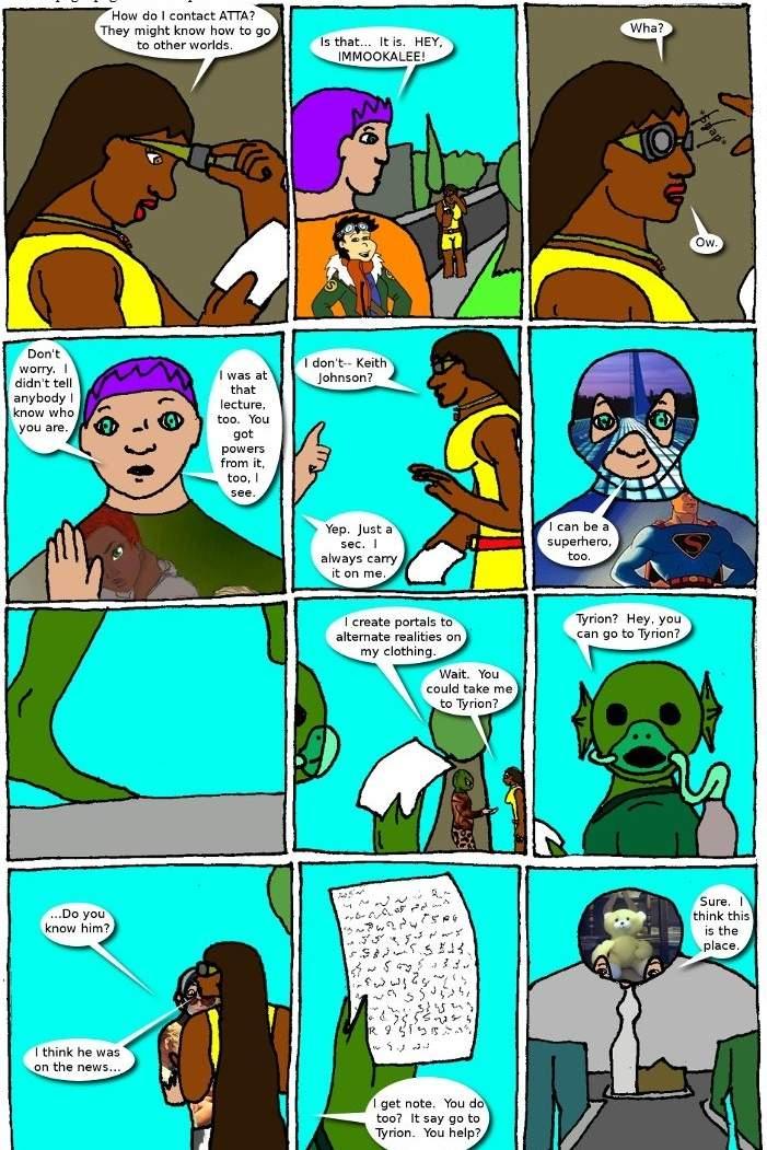 Karabear Comics Unlimited 05